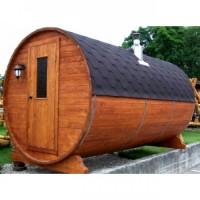 royal barrel saunas